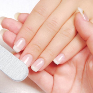 photo french manicure prague