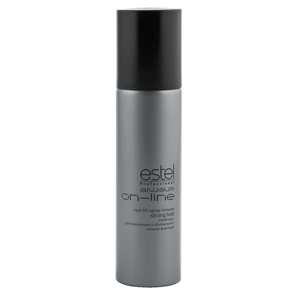 Estel Always On-Line Root Lift Spray Mousse Strong Hold