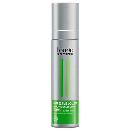 Londa Professional Impressive Volume Leave-In Conditioning Mousse