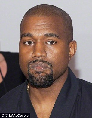 Kanye West has a high facial width-to-height ratio