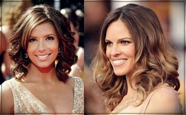 Hairstyles for Medium-lenght hair