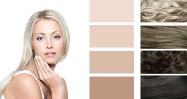 Пепельно русый краска для волос палитра